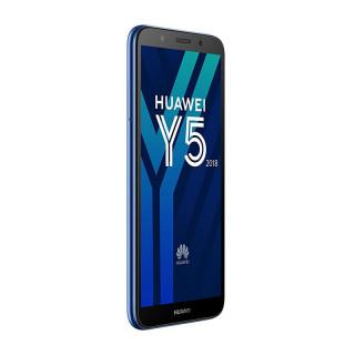 Huawei Y5 2018 Dual SIM Blue Mobil