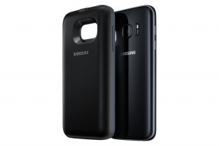 Samsung Galaxy S7 BackPack Black Mobil