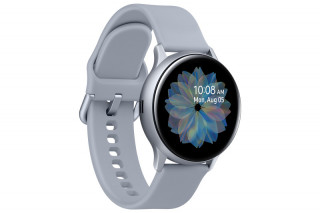 Samsung Galaxy Watch Active2 (40mm, Alu) Silver (SM-R830NZSAXEH) Mobil