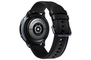 Samsung Galaxy Watch Active2 (40mm, SS) Black (SM-R830NSKAXEH) Mobil