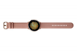 Samsung Galaxy Watch Active2 (40mm, SS) Gold (SM-R830NSDAXEH) Mobil