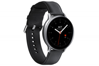 Samsung Galaxy Watch Active2 (44mm, SS) Silver (SM-R820NSSAXEH) Mobil