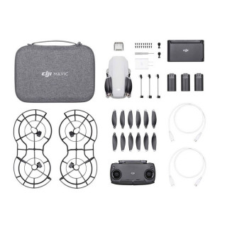 DJI MAVIC Mini Fly More Combo drón Több platform