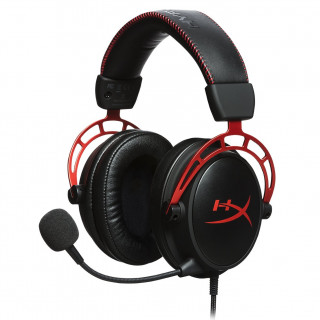 HyperX Cloud Alpha Pro Gaming Headset (HX-HSCA-RD-EM) Több platform