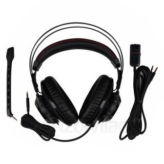 Kingston HyperX Cloud Revolver Gaming Headset (Black) HX-HSCR-BK/EM Több platform