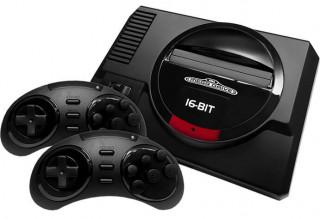 SEGA Mega Drive Flashback HD Retro