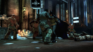 Batman Arkham Asylum Game of The Year Edition (PC) Letölthető PC