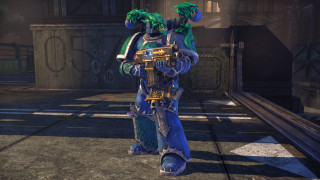 Warhammer 40,000: Space Marine  - Alpha Legion Champion Armour Set (PC) Letölthető PC