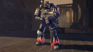 Warhammer 40,000: Space Marine - Legion of the Damned Armour Set (PC) Letölthető PC