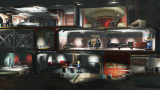 Fallout 4: Vault-Tec Workshop DLC (PC) Letölthető PC