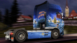 Euro Truck Simulator 2 - Christmas Paint Jobs Pack (PC) Letölthető PC