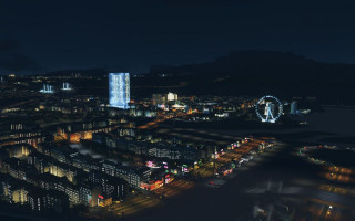 Cities: Skylines - After Dark (PC/MAC/LX) Letölthető PC