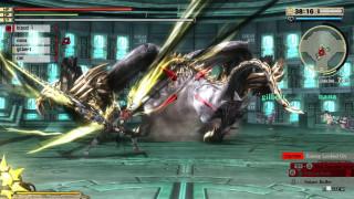 GOD EATER 2 Rage Burst (PC) Letölthető PC