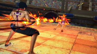 ONE PIECE BURNING BLOOD (PC) Letölthető PC