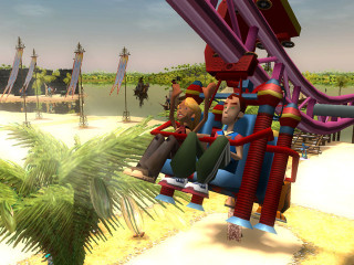 RollerCoaster Tycoon 3: Platinum (PC) Letölthető PC