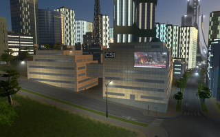 Cities: Skylines - Content Creator Pack: High-Tech Buildings (PC/MAC/LX) Letölthető PC