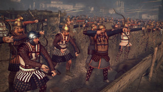 Total War: ROME II –  Wrath of Sparta DLC (PC) Letölthető PC