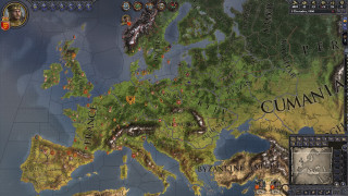 Crusader Kings II: Saxon Unit Packs (PC) Letölthető PC