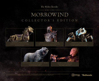 The Elder Scrolls Online - Morrowind Digital Collector's Edition (PC/MAC) Letölthető PC