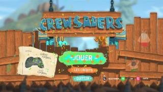 Crewsaders (PC/MAC/LX) Letölthető PC