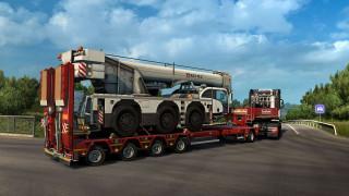 Euro Truck Simulator 2 – Heavy Cargo Pack DLC (PC) Letölthető PC
