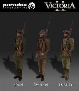 Victoria II: Interwar Sprite Pack (PC) Letölthető PC