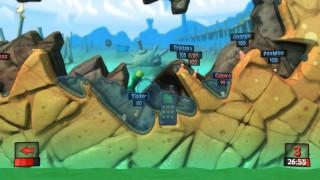 Worms Revolution (PC) Letölthető PC