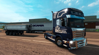 Euro Truck Simulator 2 – Mighty Griffin Tuning Pack DLC (PC) Letölthető PC