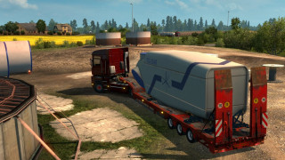Euro Truck Simulator 2 – Scandinavia (PC) Letölthető PC