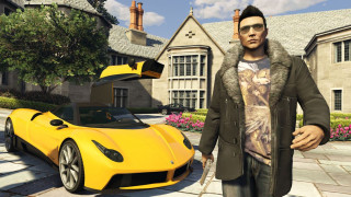 Grand Theft Auto Online: Red Shark Card (PC) Letölthető PC