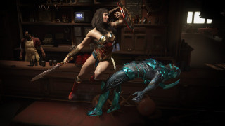 Injustice 2 - Ultimate Edition - Day 1 (PC) Letölthető + DLC PC