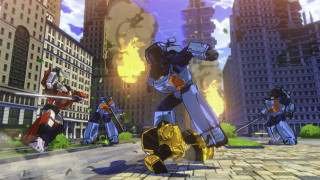 TRANSFORMERS: Devastation (PC) DIGITAL PC
