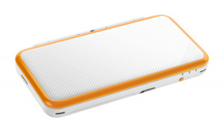 New Nintendo 2DS XL (Fehér-Narancssárga) 3DS