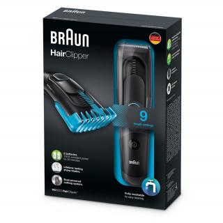 Braun HC5010 hajvágó Otthon