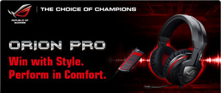 ASUS ROG Orion Pro Gamer Headset PC