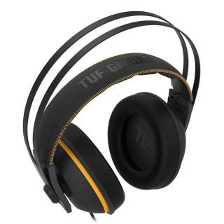 ASUS TUF GAMING H7 CORE Fekete-sárga Gamer Headset PC