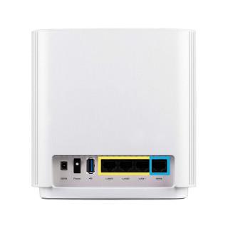 Asus ZenWiFi XT8 fehér AX6600 Mbps Dual-band OFDMA WiFi6 mesh router PC