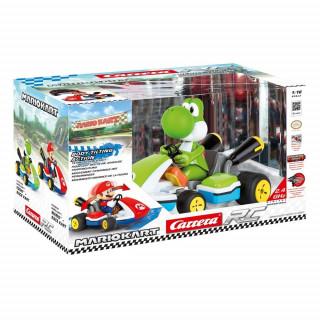 Carrera Mario Kart (TM) Yoshi Kart Racer távirányítós autó Ajándéktárgyak
