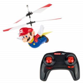 Carrera Super Mario World Flying Mario távirányítós helikopter Ajándéktárgyak