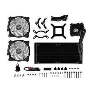 Cooler MasterLiquid ML240L RGB (univerzális) MLW-D24M-A20PC-R1 PC