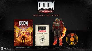 Doom Eternal Deluxe Edition PC