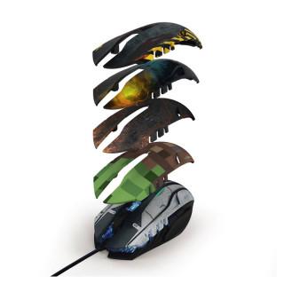 Hama 113751 Gaming uRage Morph Optikai Egér PC