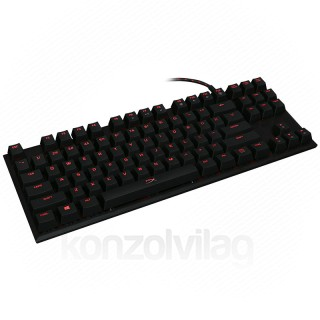 HyperX Alloy FPS Pro Mechanical Gaming Keyboard MX Red (HX-KB4RD1-US-R2) PC