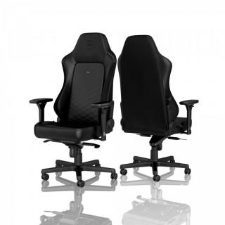 Noblechairs HERO gaming szék fekete (NBL-HRO-PU-BLA) (Bontott) PC