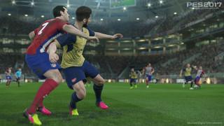 Pro Evolution Soccer 2017 (PES 17) PC