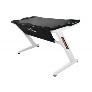 Raidmax DK101 Gaming Desk, White-Black PC