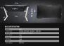 Raidmax DK101 Gaming Desk, White-Black thumbnail