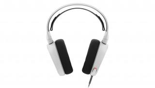 SteelSeries Arctis 5 (Fehér) headset PC