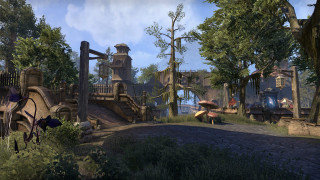 The Elder Scrolls Online Morrowind PC