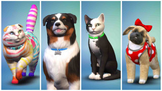The Sims 4 + Cats & Dogs Bundle PC